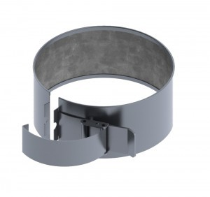 Thinband Quickclamp Heater