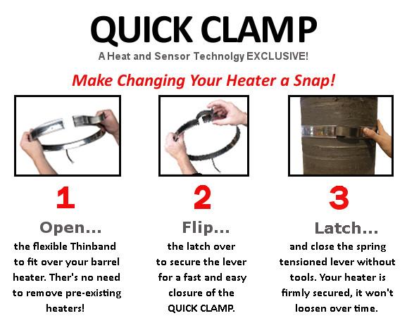 Quick Clamp Barrel