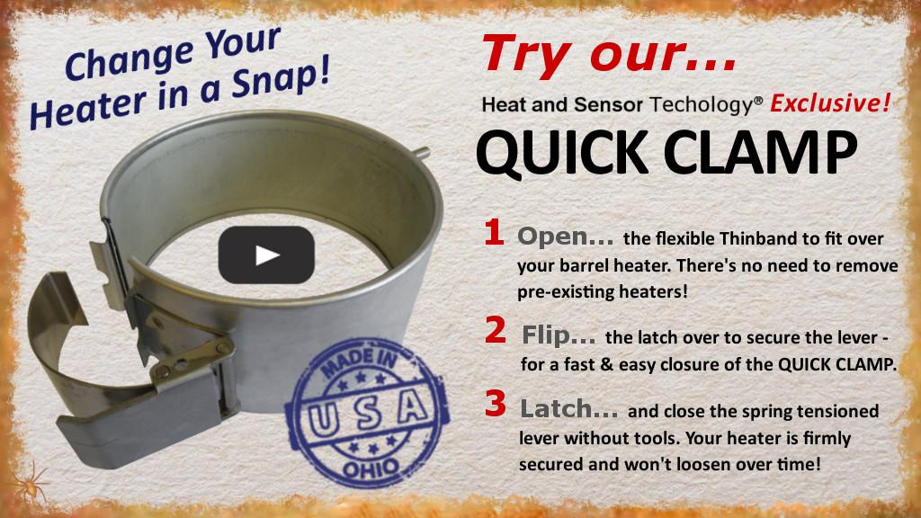 Quick Clamp Slider