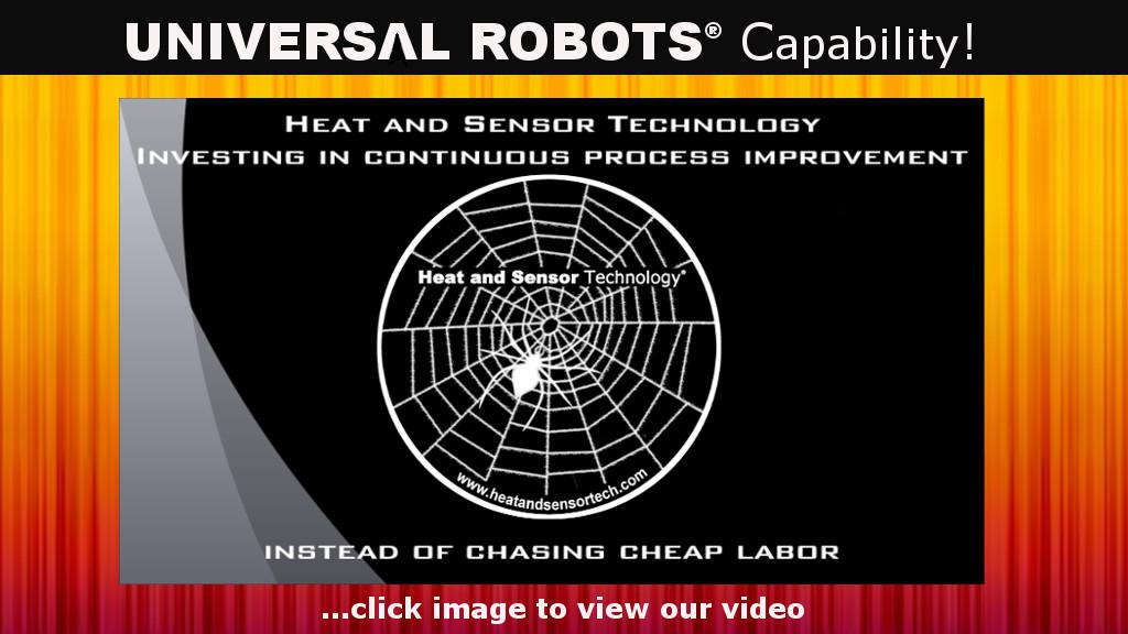 Robot Video Slider