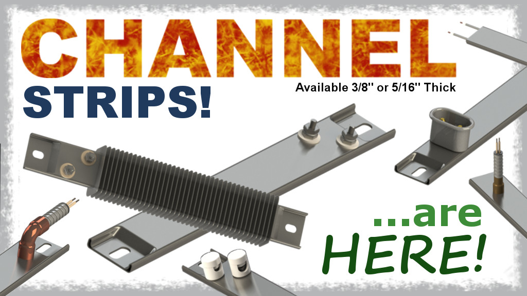 Channel Strips Are Here grpg