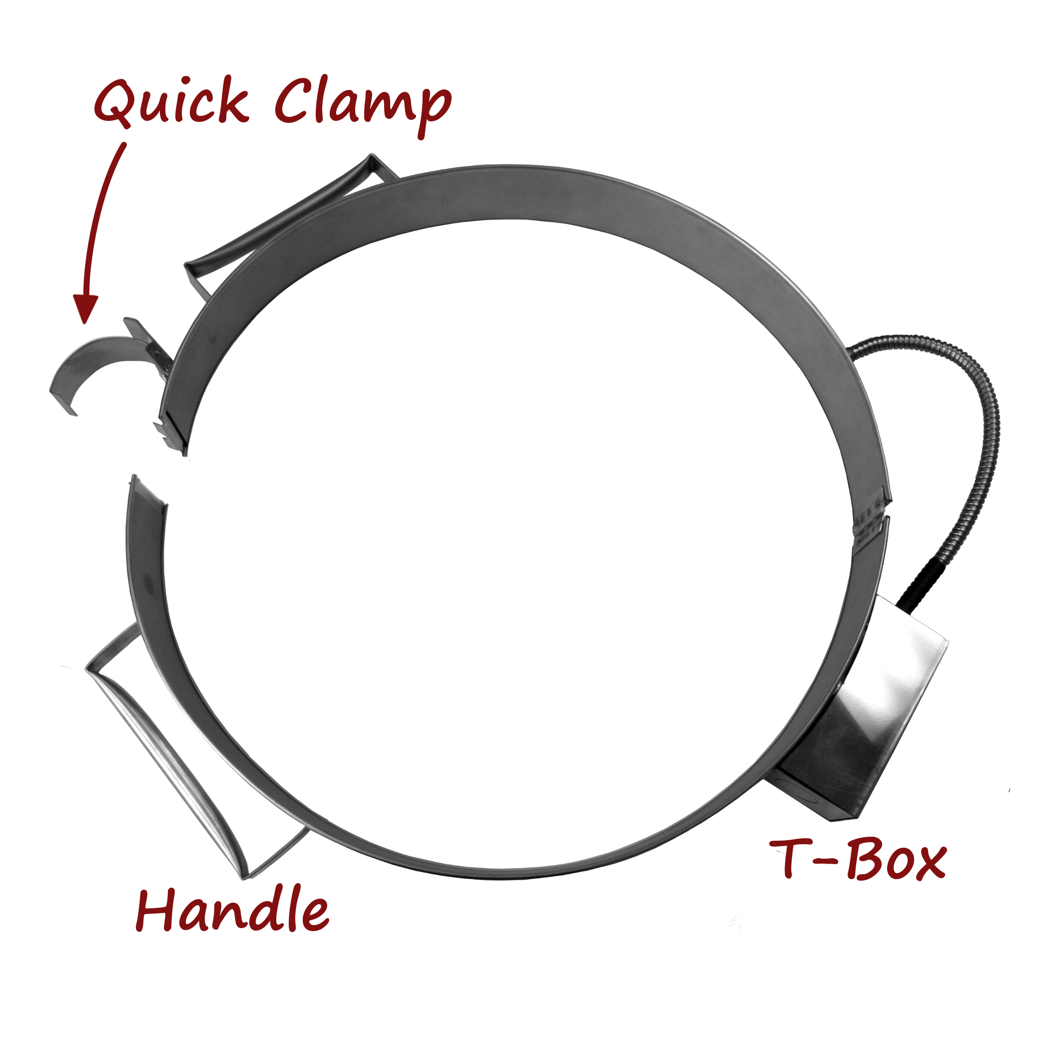 Thinband T-Box & Handles