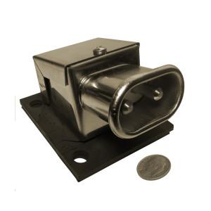 Mica Plate T-Box Euro Plug