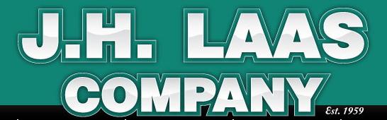 J.H. Laas Company Logo