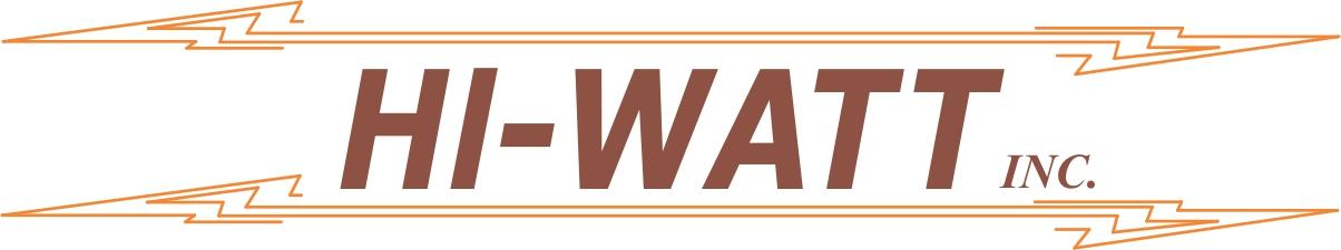 Hi-Watt Logo